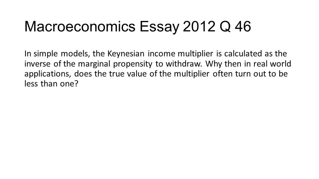 econ tutorial week ayesha ali last office hour tuesday  35 macroeconomics