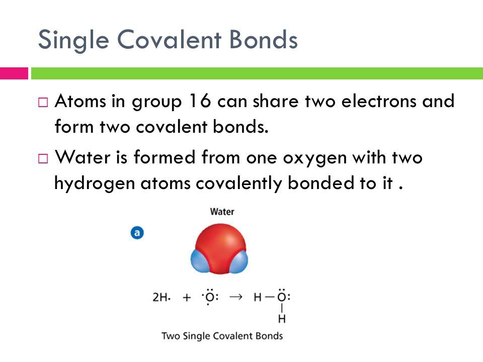 CHAPTER 8 Covalent Bonding Why do Atoms Bond?  Atoms gain ...