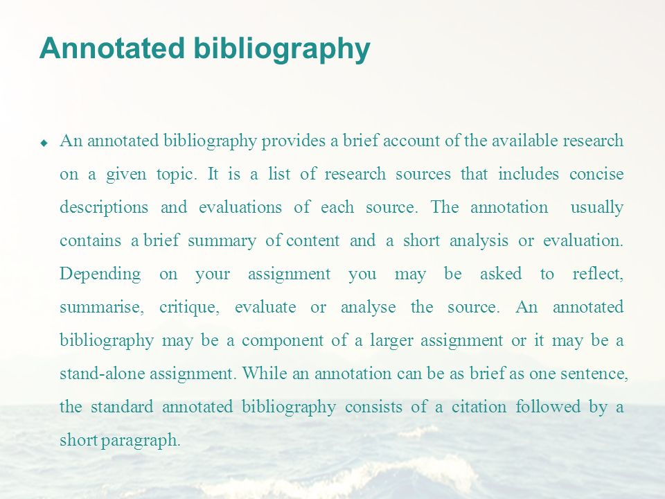 Creating an Annotated Bibliography   AN      Humans and the Ice     SP ZOZ   ukowo