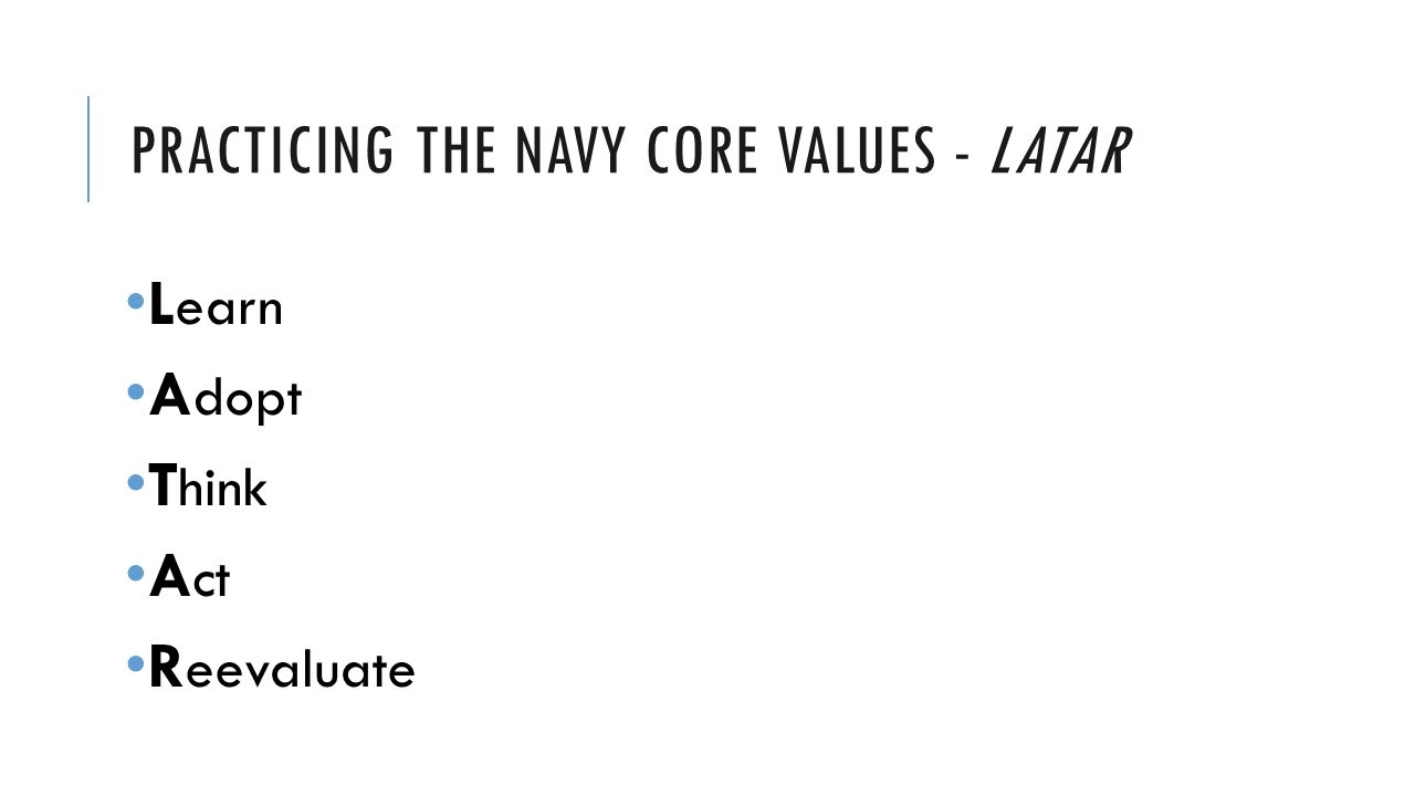navy core values essay  navy core values essay