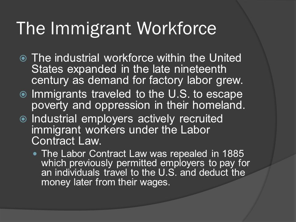 labor unions dbq Apush dbq from 1875 to 1900, there was a new kind of city in america, one that was based on how and why did labor unions start reconstruction dbq apush.