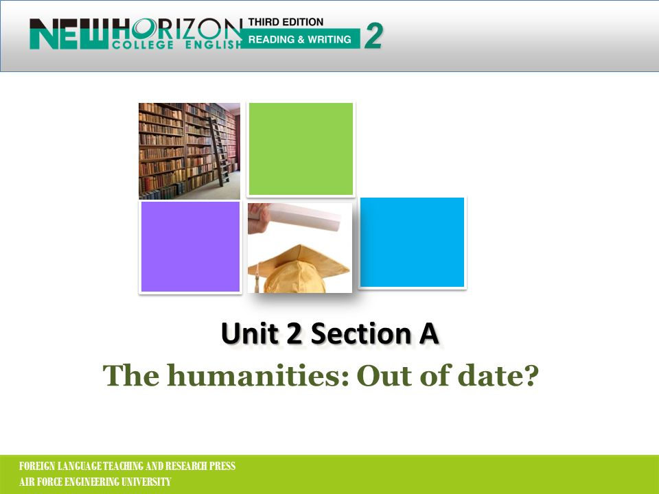 2 The humanities: Out of date.