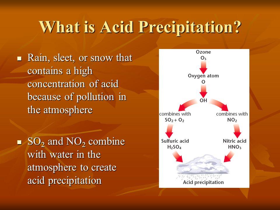 Acid Precipitation Environmental Science Spring ppt download