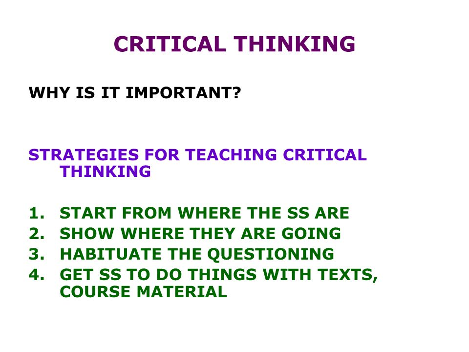 Critical Thinkers com   Critical thinking  strategic thinking     TeachThought ocr as critical thinking jpg