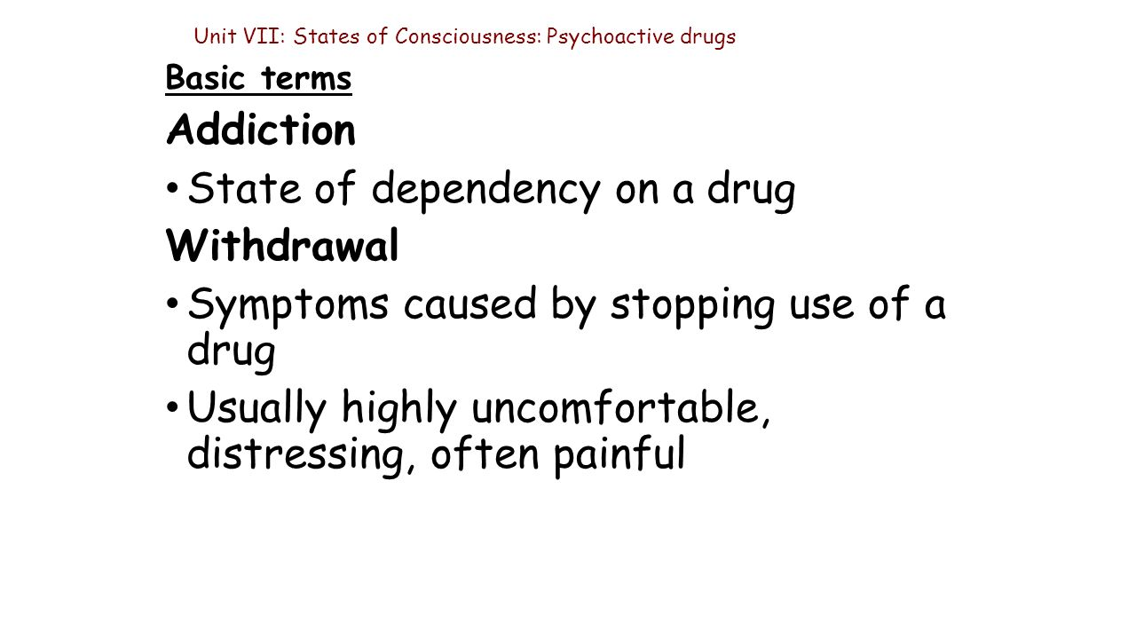 three basic characteristics of a drug dependent person The symptoms of dependent personality disorder primarily include a long-standing need for the person to be taken care of and a fear of being abandoned or separated from important individuals in his or her life this leads the person to engage in dependent and submissive behaviors that are designed.