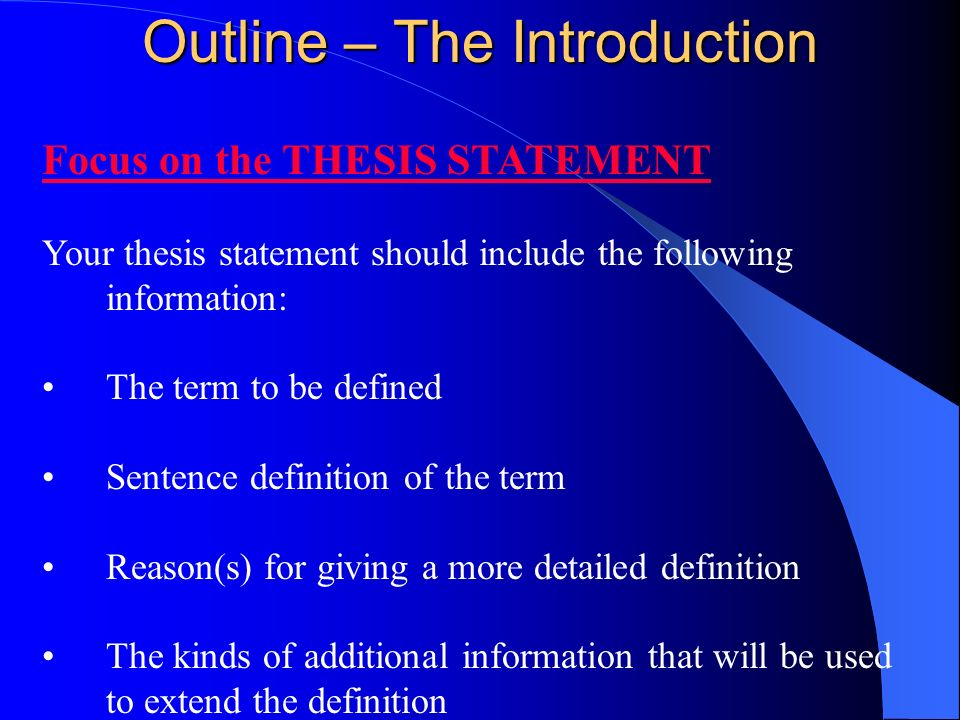 Do Definition Essay Top Tips For Writing A College Essay Best Photos Of  Thesis Outline Examples