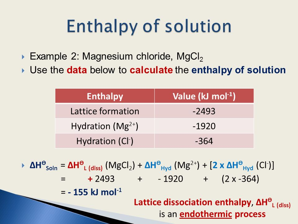 enthalpy of formation of magnesium carbonate Lattice dissociation enthalpy q2 write equations representing the standard enthalpy changes of formation of magnesium oxide sodium oxide potassium bromide.