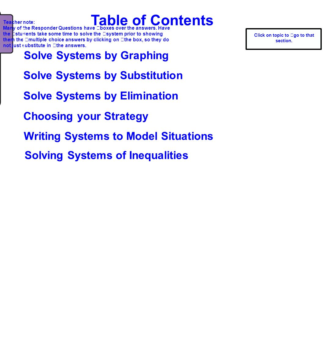 worksheet solving systems by substitution worksheet table of contents solve systems by graphing substitution elimination choosing - Solving Systems By Substitution Worksheet