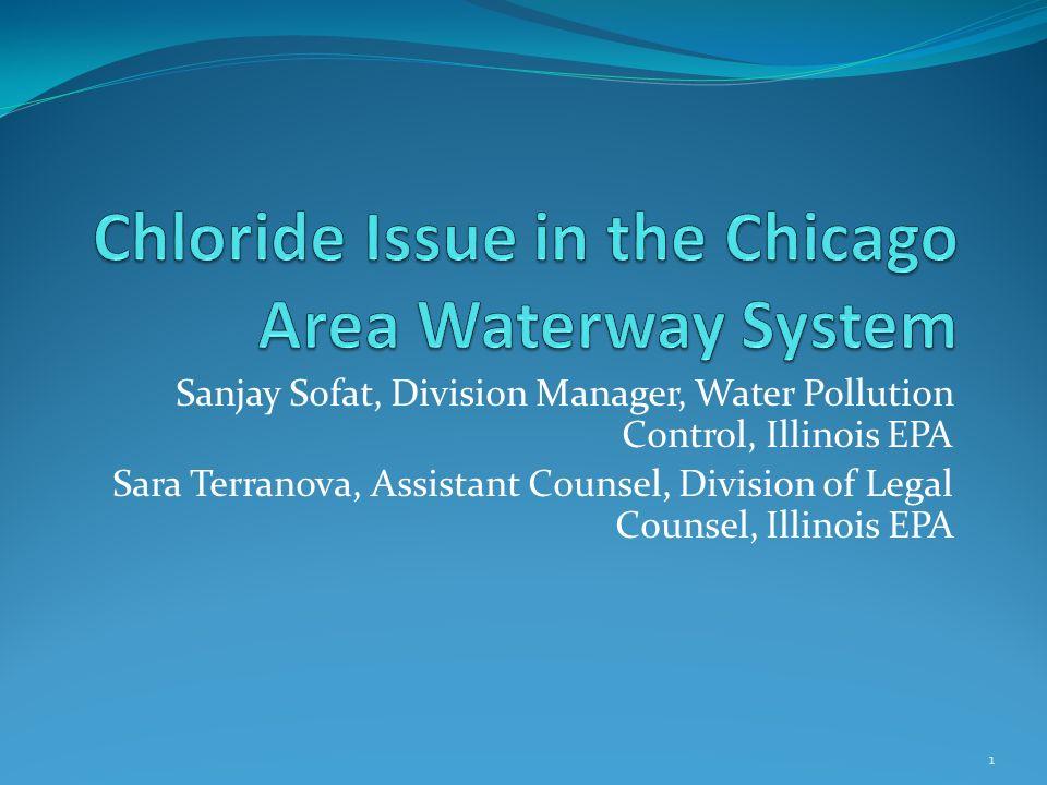 Sanjay Sofat, Division Manager, Water Pollution Control, Illinois EPA Sara Terranova, Assistant Counsel, Division of Legal Counsel, Illinois EPA 1