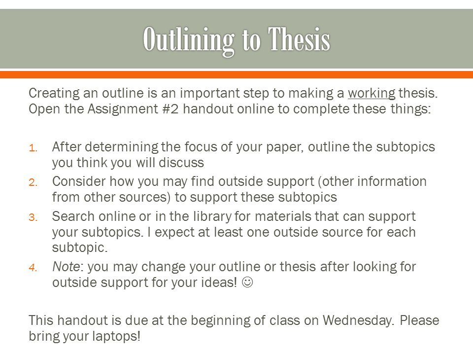sources thesis