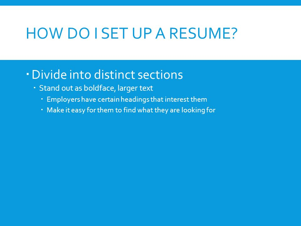 writing up a resume Whether you are writing a resume for your first job or not these resume tips and tricks will make your resume look much more professional up next how to write.