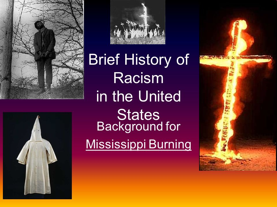 Mississippi Burning Essay Conclusion Transitions - image 5