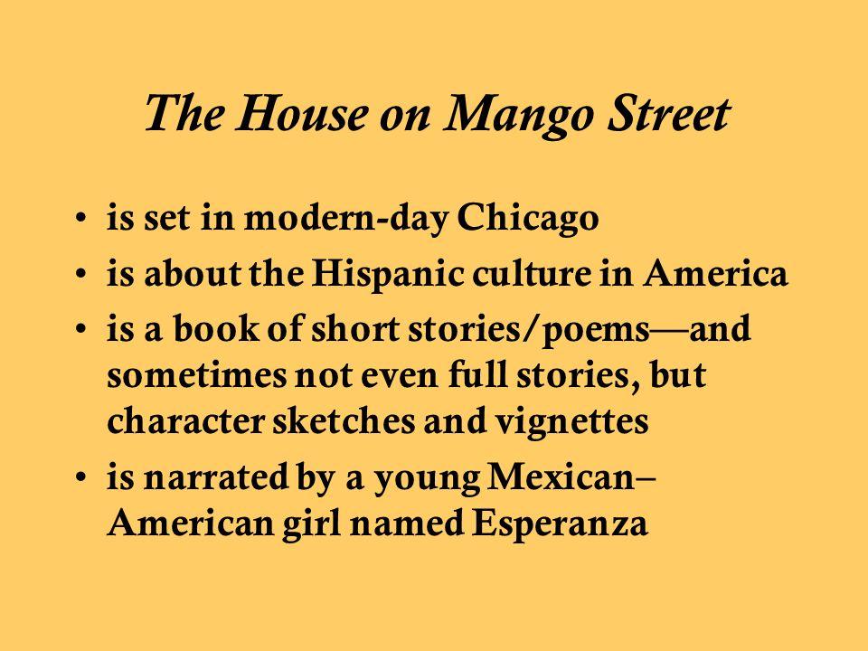 esperanza in the house on mango street by sandra cisneros