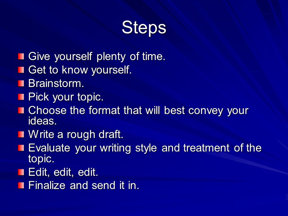 know thyself essay