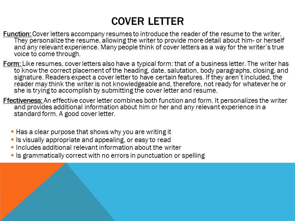 career development letter of recomendation resume cover letter