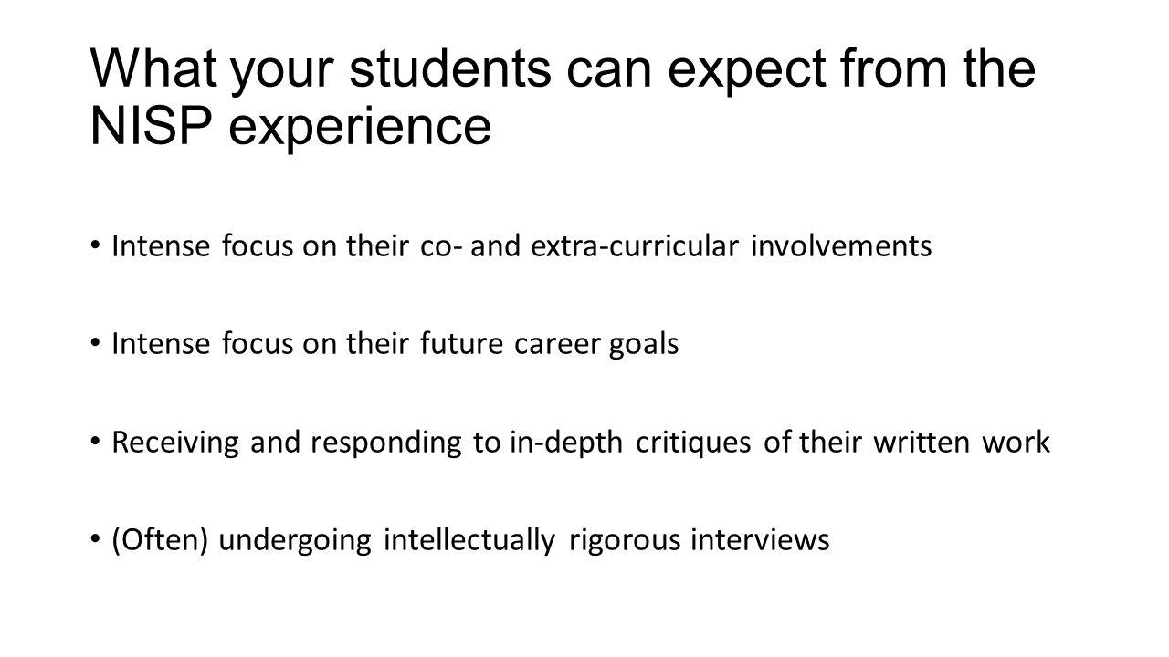 how to identify nurture potential prestigious scholars david 9 what