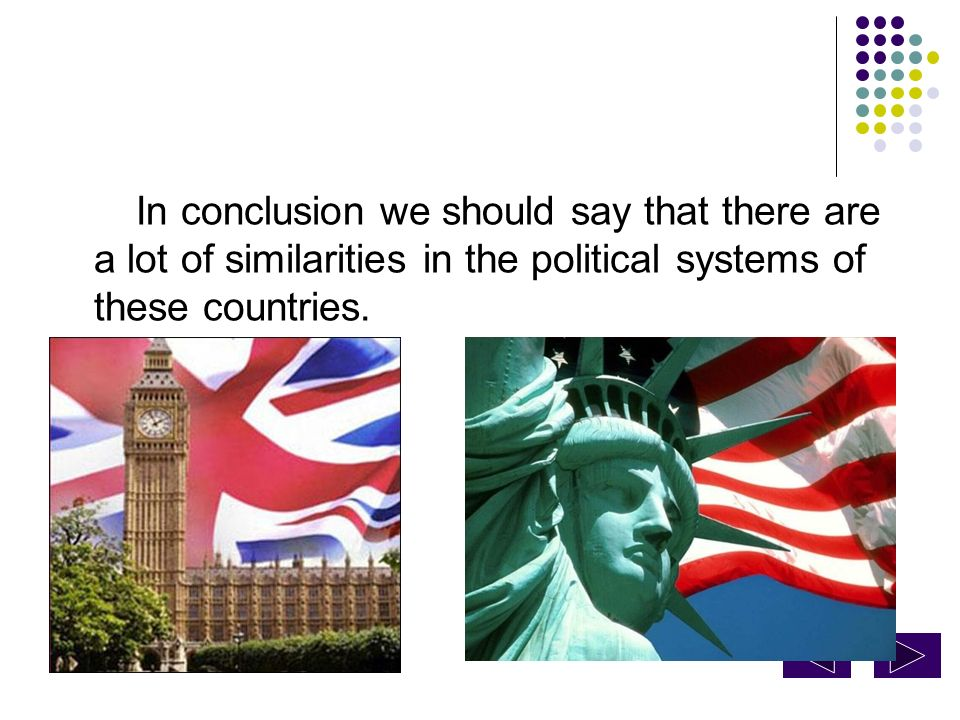 uk and usa political system