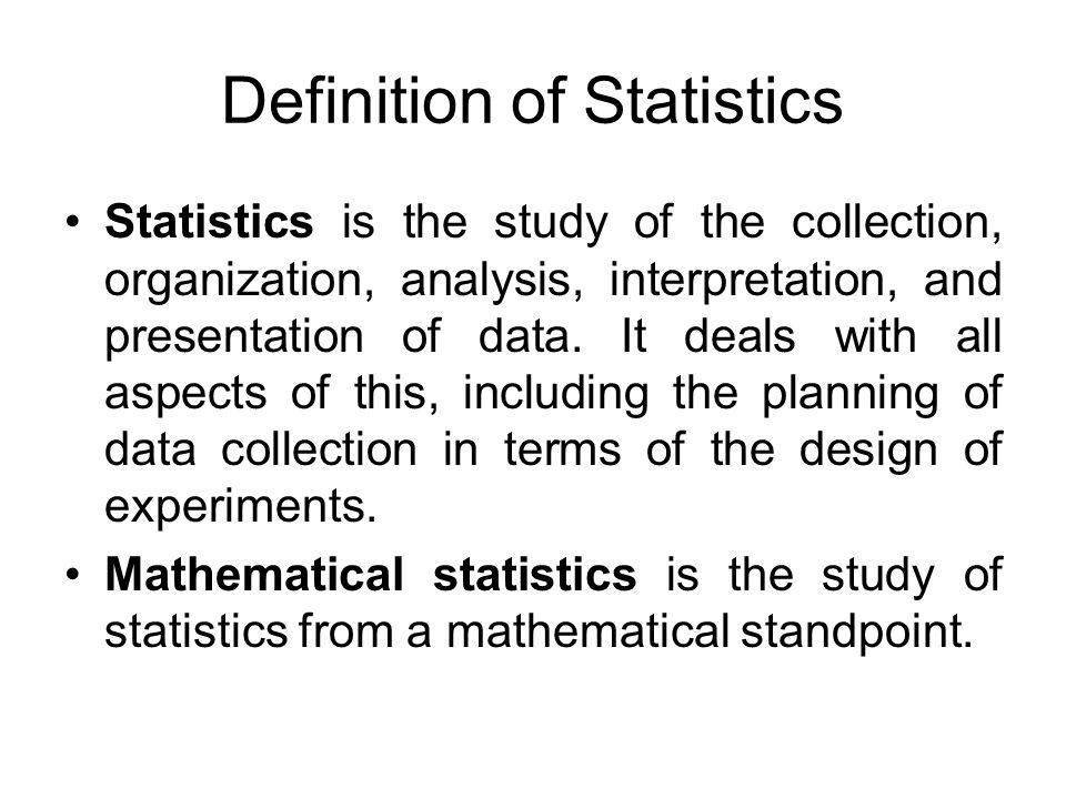 Lecture VI Statistics. Lecture questions Mathematical statistics ...