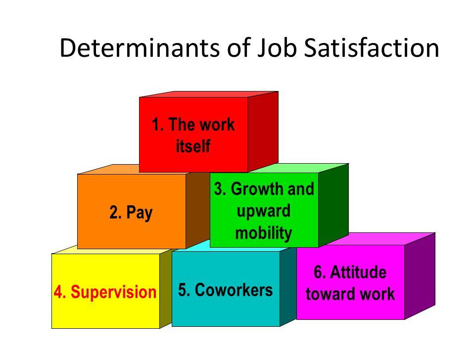 job satisfaction factors essay