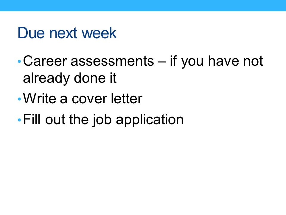 steps on how to write a cover letters