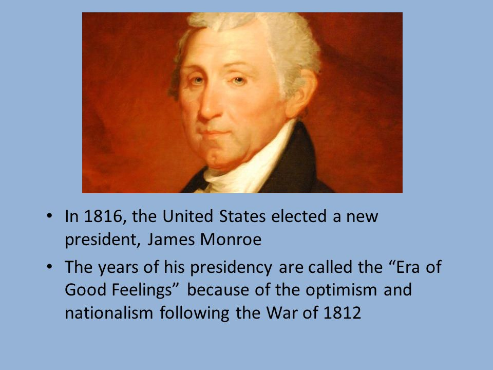 an analysis of the war of 1812 and the monroe doctrine War of 1812, monroe doctrine, and indian treaties featured site the war of 1812 - this site has articles the monroe doctrine.