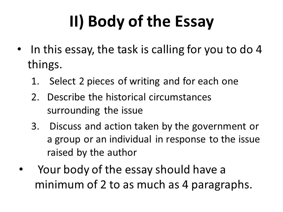 How to Write a College Admission Essay