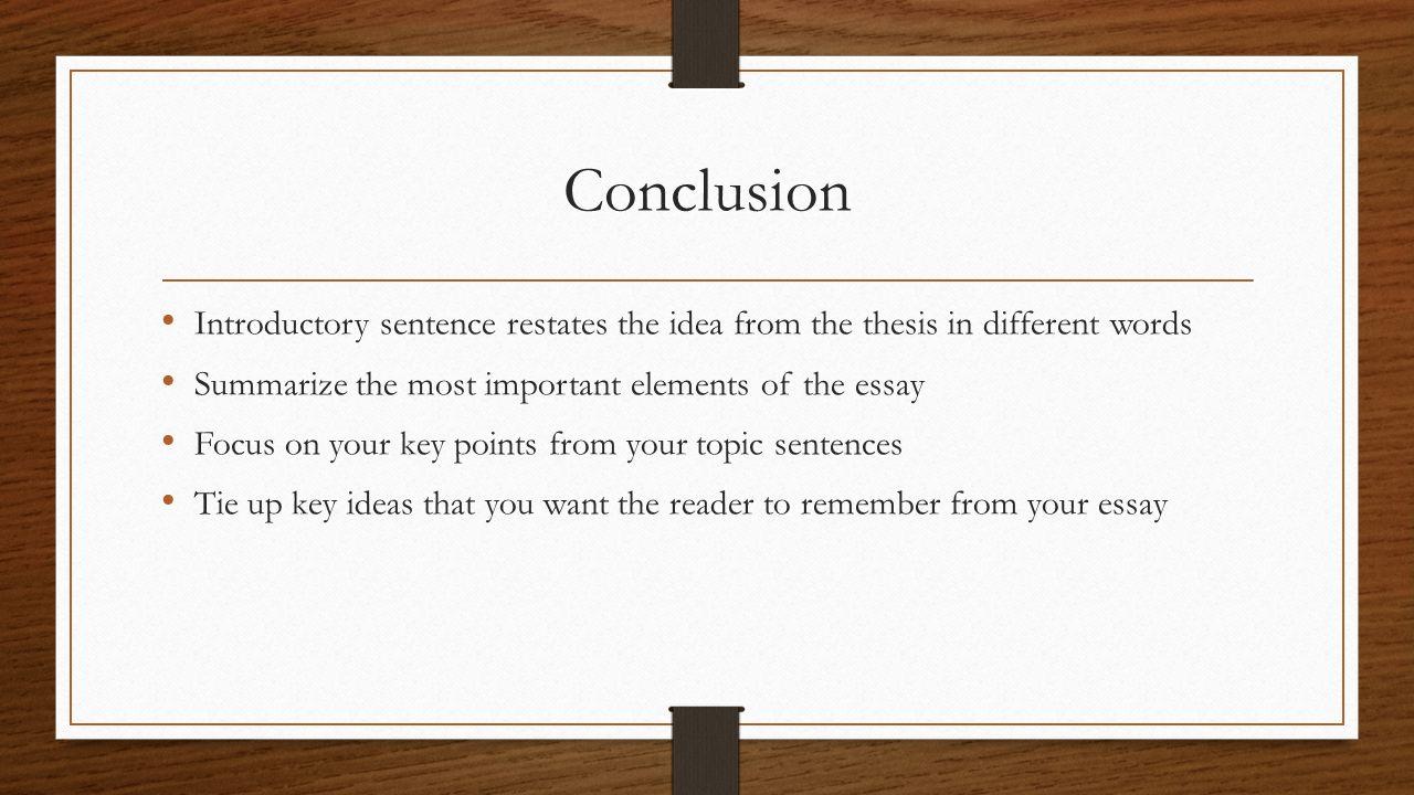 informative essay outline paragraph introduction paragraph  4 conclusion introductory