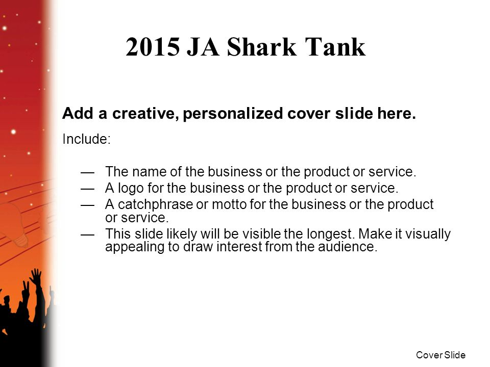 powerpoint template ja shark tank wednesday, december 9, ppt download, Presentation templates