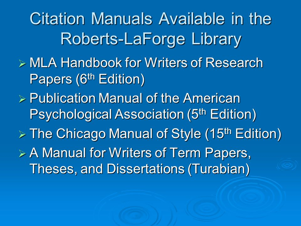 dissertation citation Cse citation quick guide 7 th edition citation-sequence author(s) date title of dissertation or thesis [content designator.