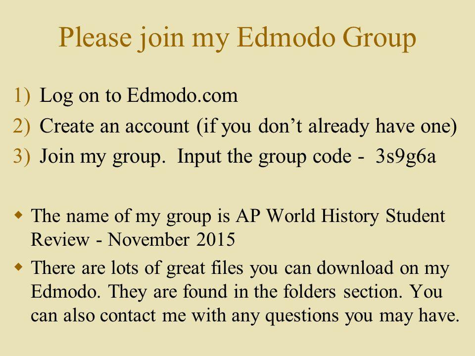 AP World History HELP PLEASE!!?