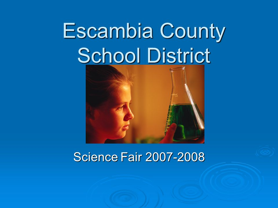 Vision Statement. The vision of the Escambia County School ...
