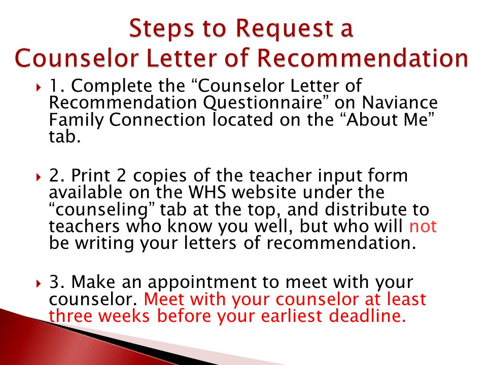Class of transcript review using naviance family connection 14 1 complete the counselor letter of recommendation questionnaire on naviance spiritdancerdesigns Image collections