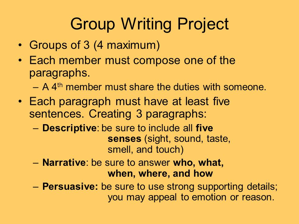 chapter types of paragraphs paragraph definition deals 4 group