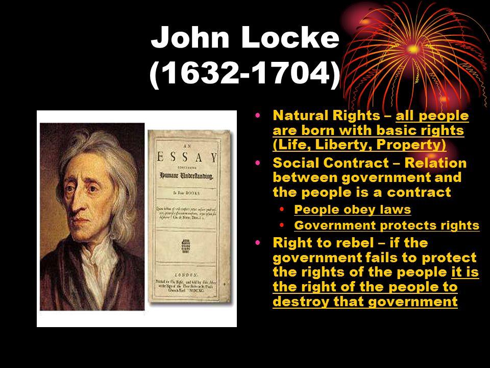 john locke 1632 1704 essay