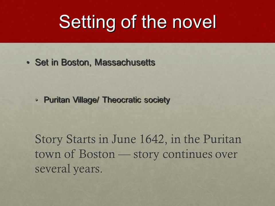 nathaniel hawthorne and the puritan past