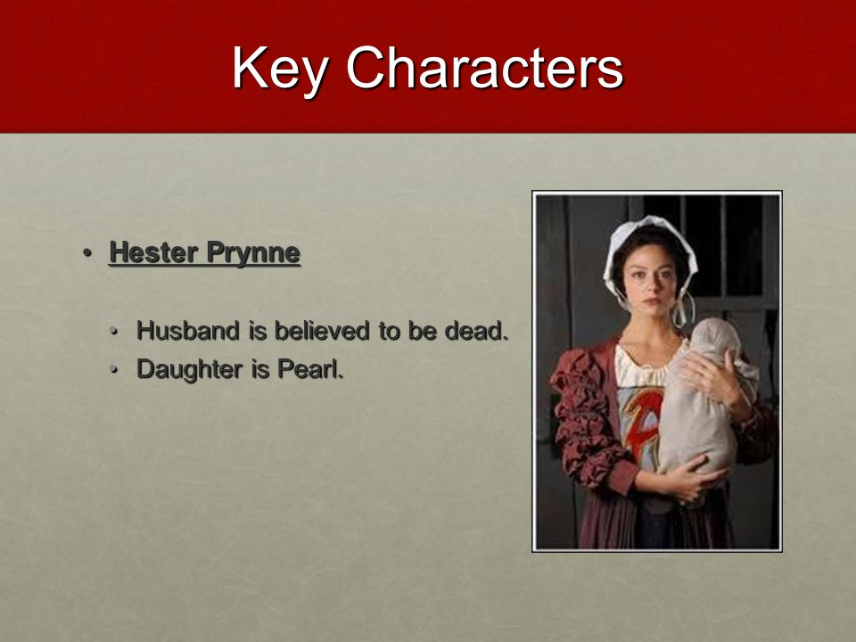 the character of hester prynne in nathaniel hawthornes the scarlet letter