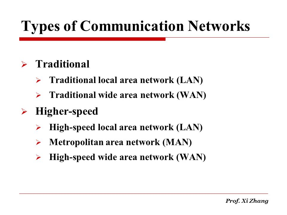 Wired Communication Networks and the Internet Lecture Note ppt ...
