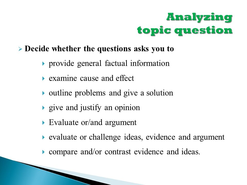 an analysis of the topic of searching over internet 3 data evaluation -- determining which literature makes a significant contribution to the understanding of the topic 4 analysis and interpretation -- discussing.