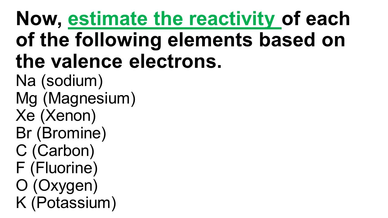 Valence electrons activity fold your periodic table so that the f 12 now gamestrikefo Image collections