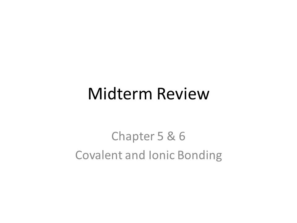 midterm review Study flashcards on biology midterm review at cramcom quickly memorize the terms, phrases and much more cramcom makes it easy to get the grade you want.