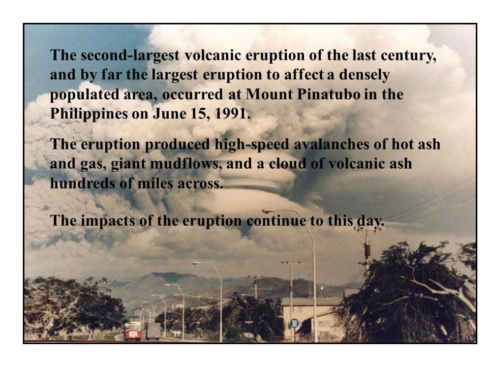 mt pinatubo 1991