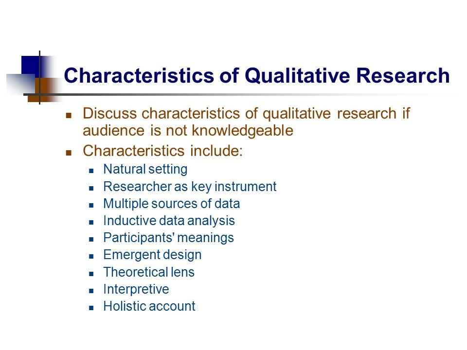 Sample Research Proposal on Methodology - StudyMode