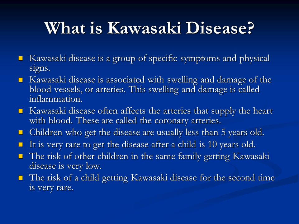 a history of the discovery of the kawasaki disease by dr kawasaki How was the kawasaki syndrome discover dr tomisaku kawasaki is honored for his incredible effort for describing the syndrome in 1967 he named the disease.