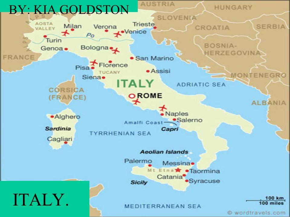 Italy by kia goldston italian buildings one italys famous by kia goldston gumiabroncs Choice Image