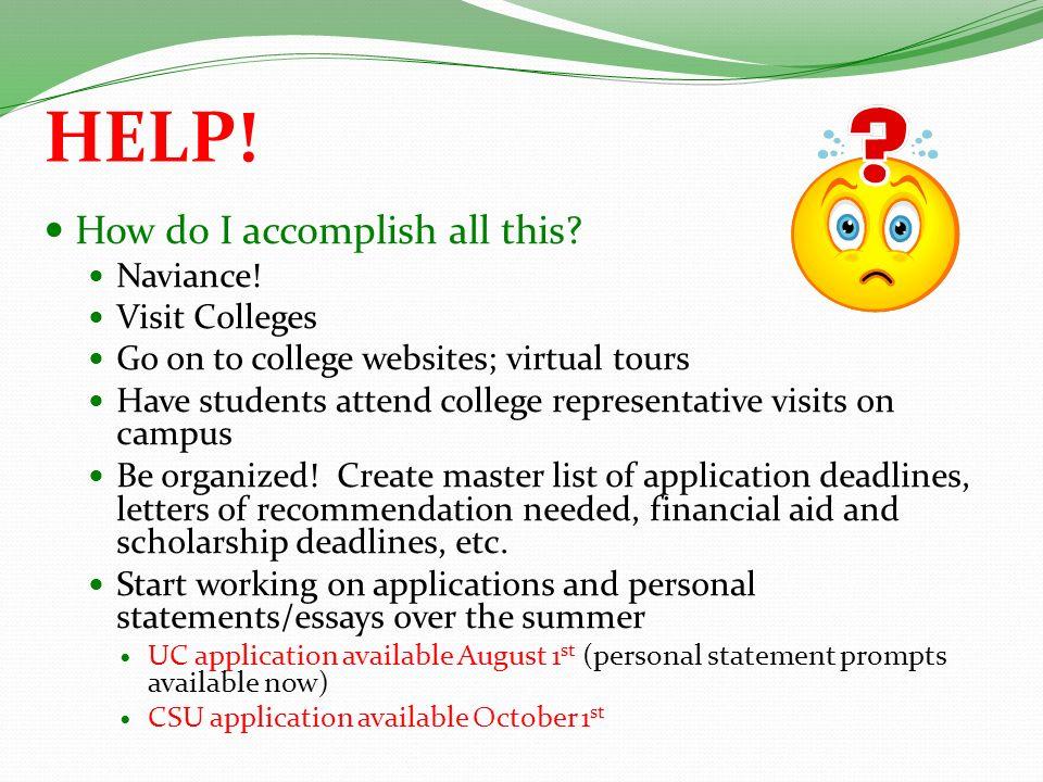 csu application essay prompts