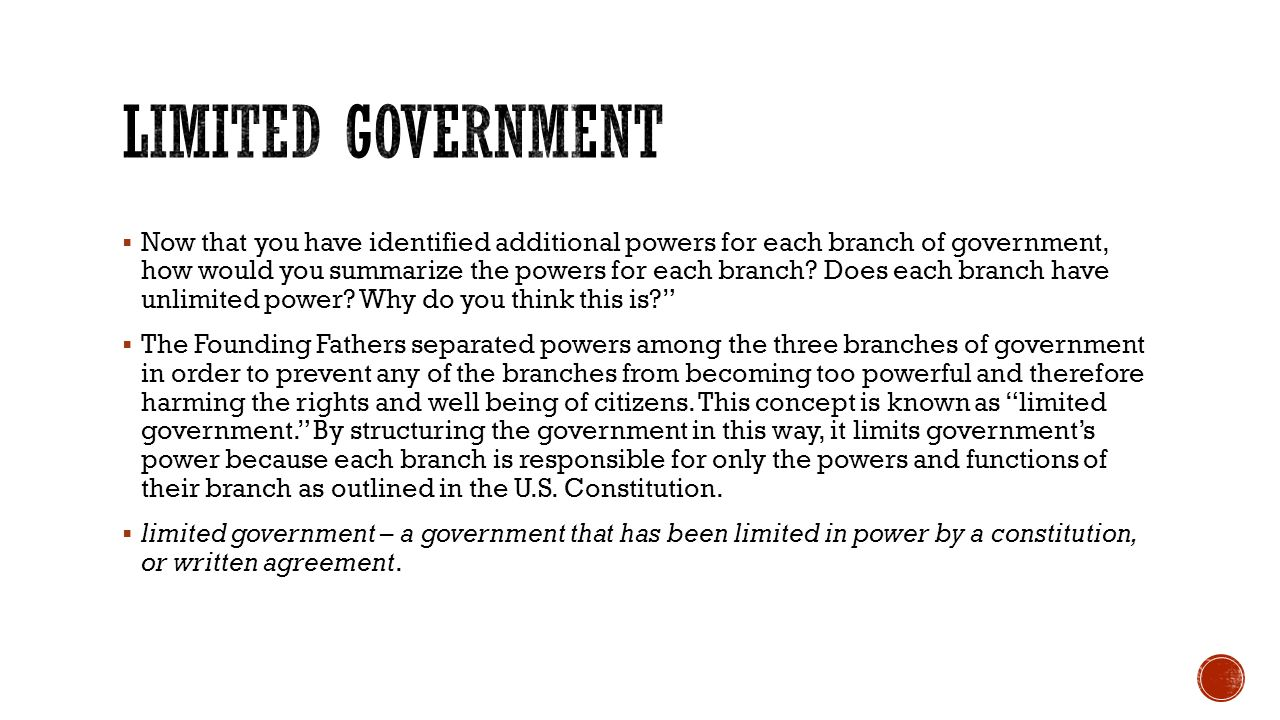 worksheet Limiting Government Worksheet Answers ss 7 c 1 you are divided into three groups based on the card now that have identified additional powers for each branch of government how would