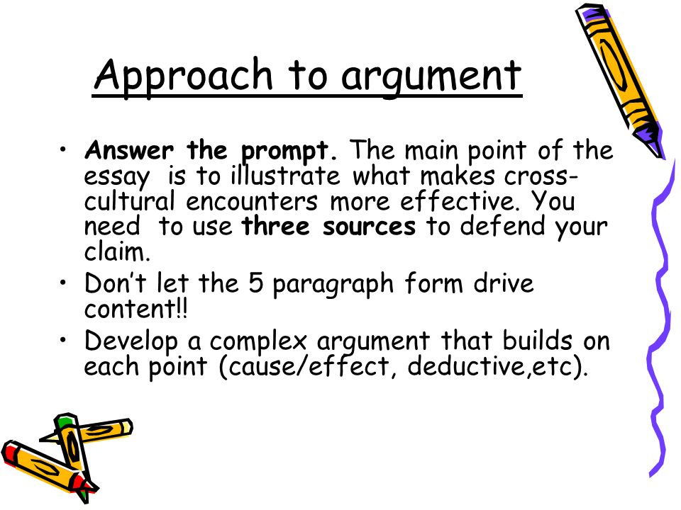Synthesis Essay Observations Grading U2013ap Rubric A Score Of U201cu201d Is Approach  To Argument