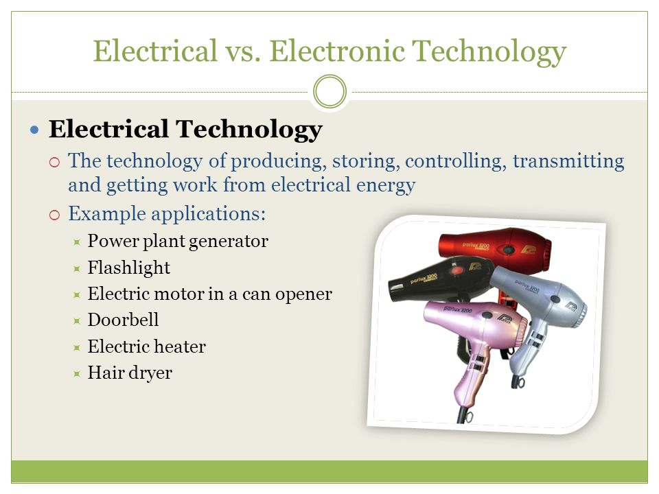 Introduction To Electrical Technology Illinois CTE Curriculum