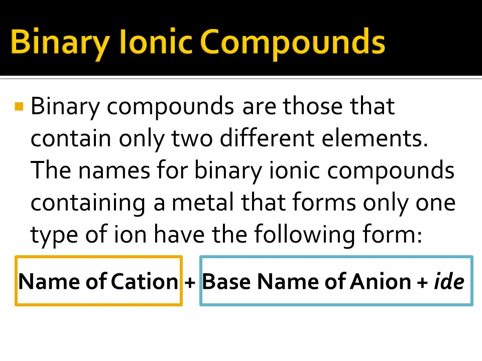 Chapter 5: Molecules and Compounds.  Distinguish between common ...