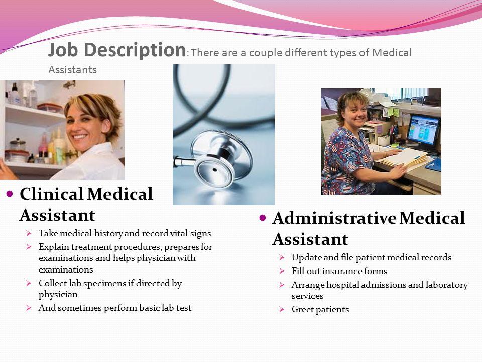 hospital jobs for medical assistant